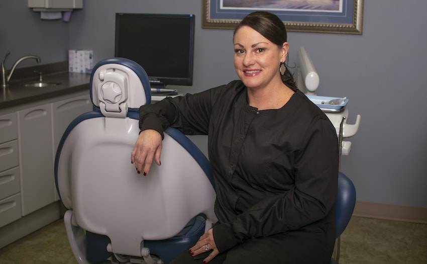 Amy Casserly Dental Assistant Irmo SC Broad River Dentistry